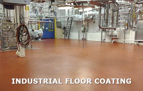Industrial Sandblasting Amp Floor Coatings Advanced Prep